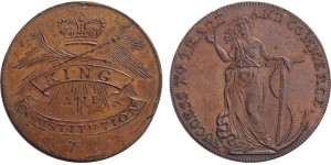 Essex. Chelmsford. Halfpenny Token. 1794. D&H 6