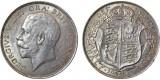 George V, Silver Half-crown, 1923