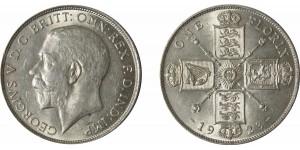 George V, Silver Florin 1923