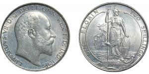 Edward VII, Silver Florin, 1903
