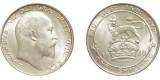 Edward VII, Silver Shilling, 1910