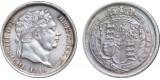 George III, Silver Shilling, 1816.