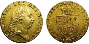 George III, Gold Spade Guinea, 1787.