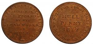 Hull. I. K Picard. Lead Works. W. 770
