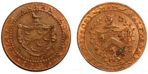 Middlesex. W. Allen 1795. D&H 246A