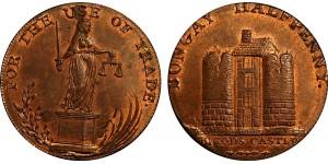 Suffolk. Bungay . 1796. DH 23C.