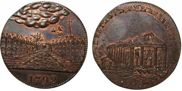 Middlesex. Skidmore's Halfpenny.  DH 531