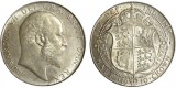 Edward VII, Silver Half-crown, 1910