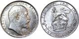Edward VII, Silver Shilling, 1904.
