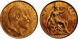 Edward VII. Penny.