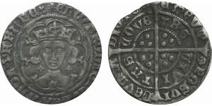 Edward IV, Silver Groat, Light Coinage, 1464-70