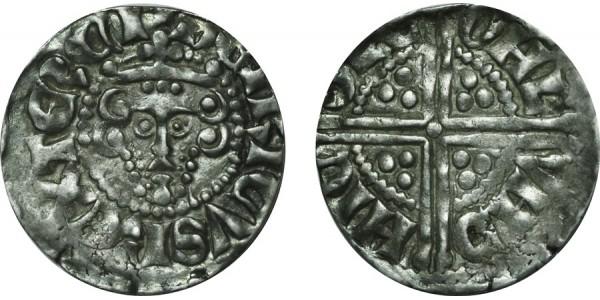 Henry III, Silver Penny, 1216-1272
