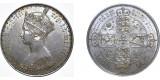 Victoria, Gothic Silver Florin, 1852